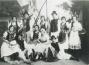 Szekeresgazda ifjak színjátszó csoportja 1924.