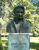Erdei Ferenc mellszobor