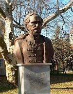 Széchenyi István mellszobor